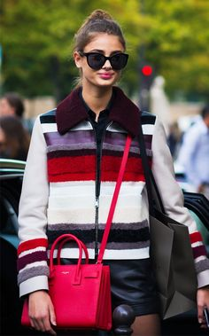 Prediction: This Stripe Trend Is About to Blow Up via @WhoWhatWear