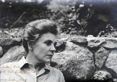 Elizabeth Bishop. Not a prolific poet, but a profound one.  theparisreview.org