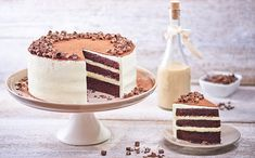 Chocolate Bailey's Cake
