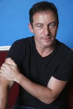 "yunona77: "" Jason Isaacs photographed by Henny Garfunkel at the Sundance Film Festival 2015. """