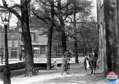Levendaal Leiden omstreeks 1935