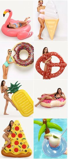 Coolest Pool Floats For The Dopest House Summer Pool, Summer Fun, Summer Time, Bikini Babes, Piscine Diy, Cool Pool Floats, My Pool, Pool Toys, Water Toys