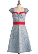Strawberry Cobbler Dress | Mod Retro Vintage Dresses | ModCloth.com