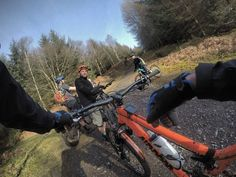 The moment we realised we'd lost one! Can't wait to get back out on the bouncer this weekend! . . . #igers #instagood #bestoftheday #like4like #instaphoto #mtb #gopro #instabike #bikelife #igersmtb #goprouniverse #goprophotography #gopronation #goprolife #instalike #instadaily #enduro #braaap #edit #airdropbikes #instalike #followme #l4l #ukmtb #mtblife #hamsterley