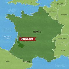 ¿Sólo tiene trés minutos para aprender del vino de Burdeos? Aquí es la información essencial sobre el vino y la región.