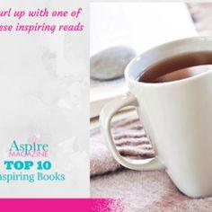 Check out #AspireMag's Top 10 Inspiring Books List for November 2016