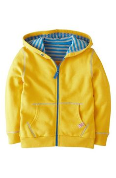 Mini Boden Jersey Hoodie (Toddler Boys, Little Boys & Big Boys) available at #Nordstrom