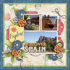 Kit: Everyday Stories-Destinations Designer: Kimeric KreationsFont: ITC New Baskerville Std Italic