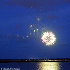 top 5 things to do in hilton head South Carolina - fireworks show & boat ride, beaches
