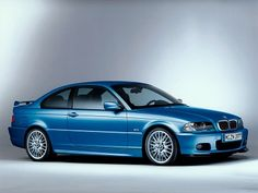 BMW 330Ci Clubsport Coupe (2002).