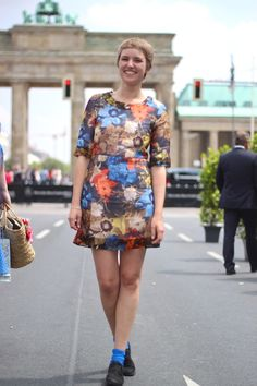 Berlin Fashion Week Street Style // Sarah Gottschalk // This is Jane Wayne