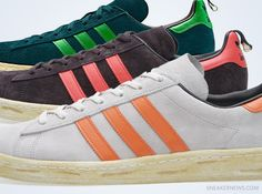 low priced e6843 163c4 adidas Originals Campus 80s - September 2013 Colorways - SneakerNews.com