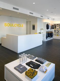 soul cycle check-in santa monica