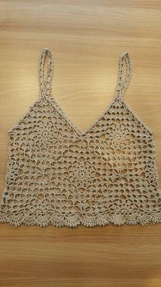 Crotchet Dress, Crochet Cardigan, Crochet Summer Tops, Crochet Crop Top, Baby Knitting Patterns, Crochet Patterns, Crochet Gifts, Crochet Fashion, Crochet Clothes