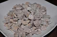 doTERRA Peppermint Chex Muddy Buddies