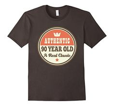 Funny 90th Birthday Tee Vintage 90 Year Old T-shirt - Male Small - Asphalt Homewise Shopper http://www.amazon.com/dp/B016ULQEBG/ref=cm_sw_r_pi_dp_iPpVwb1KDVWBA