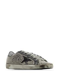 Sneakers con tachuelas de Golden Goose para Shoescribe.com