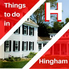 Top Hingham Realtor Alice Pierce with Coldwell Banker in Hingham MA wants you to know about events in and around Hingham this weekend.