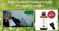 Starte jetzt im Team von Natura Vitalis Cannabis, Natura Vitalis, Kind Und Kegel, Marketing, Baseball Cards, Memes, Earning Money, Tips And Tricks, Health
