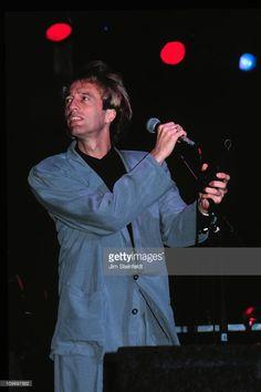 Robin Gibb in Minnesota, 1989.