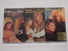 Beauty and the Beast Ron Perlman VHS Special Collector's Edition Autograph Photo #ronperlman #beauty #beast