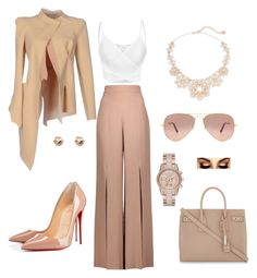 Maybe a little moe color City Outfits, Casual Outfits, Fashion Outfits, Womens Fashion, Fashion Trends, Lawyer Fashion, Business Fashion, Thierry Mugler, Outfit Combinations