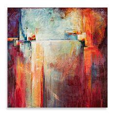 "Karen Hale ""Energized"" Canvas Print - BedBathandBeyond.com"