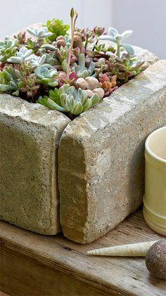 Tee se itse -ideoita puutarhaan : lokakuuta 2014
