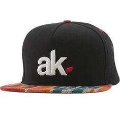 b41de8b4b29 Akomplice Apache Snapback Cap (black brown) APACHECAPBCR -  26.99 New Era  Snapback