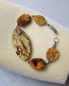 Exotic #Wood #Bracelet 8 inch One large by #ExoticWoodJewelryAnd @artnmore