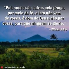 Efésios 2:8-9