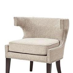 Stella Teatro Linen Chair