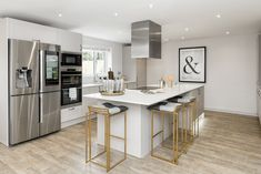 New build homes for sale in Berkshire, Buckinghamshire, Hertfordshire and London. Find your new homes on NK Homes website today. Family Homes, Home And Family, Kings Home, New Homes For Sale, Semi Detached, New Builds, Bedroom, Places, Interior