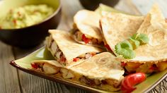 Tortilla z kurczakiem i guacamole #lidl #przepis #kurczak #guacamole