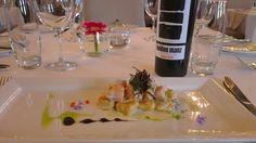 Gnocchi with smoked salmon. Smoked Salmon, Gnocchi, Table Decorations, Food, Home Decor, Kitchens, Decoration Home, Room Decor, Essen