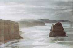 Cliffs and Ocean