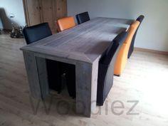 Woodiez steigerhouten meubelen