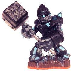 Skylanders Giants - Granite Crusher (Target Exclusive) (Giant) [Earth] Character, Series 2