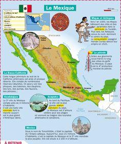 Fiche exposés : Le Mexique                                                                                                                                                                                 Plus