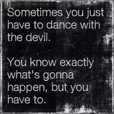 This has certainly been true for me, it's nerve wrecking but sometimes you just have to do it.