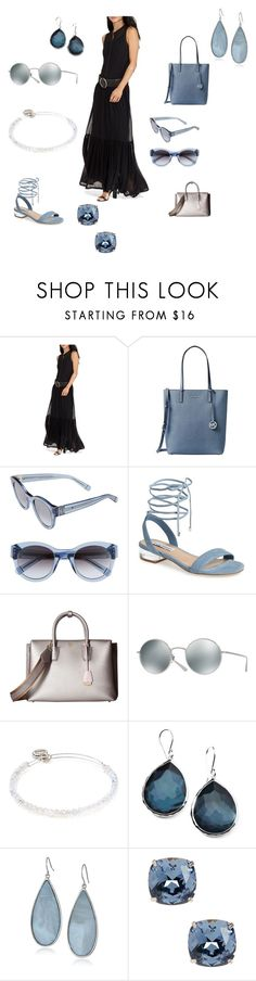 """""""Pack 3"""" by sally-lewis on Polyvore featuring Ralph Lauren, MICHAEL Michael Kors, Bobbi Brown Cosmetics, Steve Madden, MCM, Oliver Peoples, Alex and Ani, Ippolita, Kenneth Cole and Candela"""