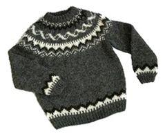 traditional icelandic wear