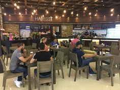 Now after shopping at Harvest Supermarket in Al Shaab Village, enjoy your favorite Coffee at our new Harvest Cafe and indulge in a vibrant environment.  .. #Harvest #Supermarket #Sharjah #UAE #AlshaabVillage #Shopping