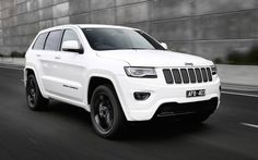 2017 Jeep Grand Cherokee(NOT white) #8 in a the snow...just Jeep Cherokee-#20