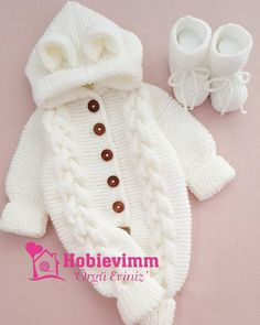 Overalls FREE Crochet Pattern for Baby new Pattern images for 2019 - Page 6 of 57 - Kids Crochets - Knitted baby clothes - Cora Crochet Onesie, Crochet Baby Sweater Pattern, Crochet Baby Sweaters, Newborn Crochet Patterns, Baby Sweater Patterns, Knitted Baby Clothes, Baby Clothes Patterns, Crochet Baby Outfits, Baby Knitting Patterns Free Newborn