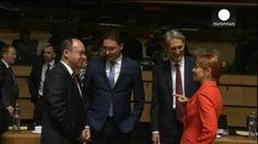 La UE lanza UNA operación militar naval contra las mafias en el Mediterráneo