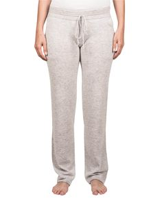 Kaschmir Trainerhose hellgrau front Trainer, Pajama Pants, Pajamas, Sweatpants, Fashion, Cashmere, Gray, Trousers, Pjs