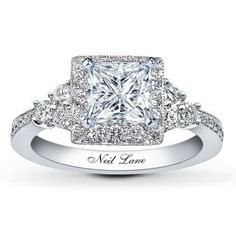 A beautiful Cartier Haute Joaillerie Split Shank Pear This is