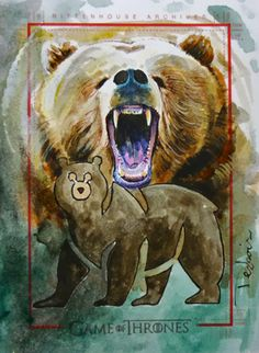House Mormont by DavidDeb.deviantart.com on @deviantART