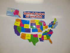 "My Social Studies Curriculum for the year focuses on the "" Regions of the United States ."" My school system is currently working on a new c. Social Studies Curriculum, Social Studies Notebook, 4th Grade Social Studies, Social Studies Activities, Teaching Social Studies, Science Resources, Student Teaching, Teaching Geography, Map Skills"